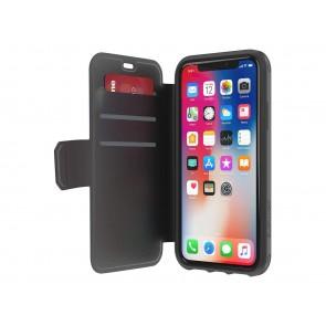 Griffin Survivor Strong Wallet - Black/Deep Grey - iPhone 8/7/6/6S