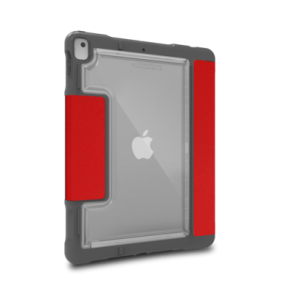 STM dux plus duo iPad 10.2 7th/8th Gen red