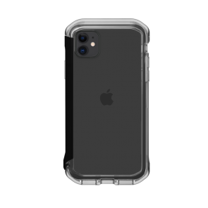 Element Case iPhone 11/XR Rail clear/solid black