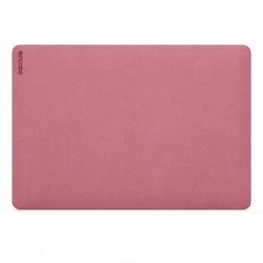 Incase Textured Hardshell in NanoSuede for 13-inch MacBook Pro - Thunderbolt 3 (USB-C) - Dark Pink