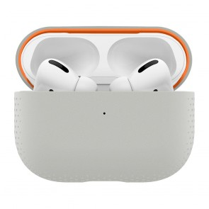 Incase Reform Sport Case for AirPods Pro - Gray Tangerine