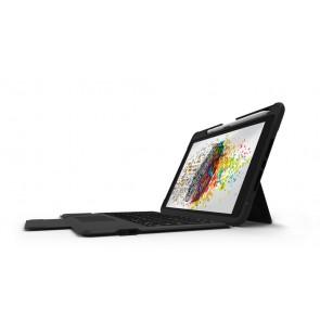 STM Dux Bluetooth Keyboard trackpad case for Apple iPad  10.2 7th/8th Gen - Black