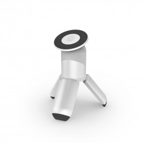 STM MagPod - iPhone TriPod with MagSafe Compatibility - White