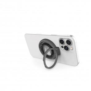 STM MagLoop - iPhone Finger Loop, stand and Bottle Opener -Grey