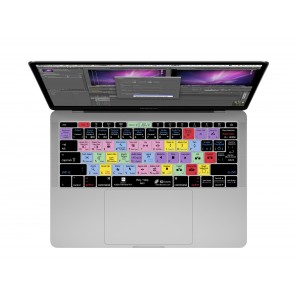 "KB Covers Premiere Pro  Keyboard Cover for MacBook 12"" Retina & MacBook Pro 13"" (Late 2016+) No Touch Bar"