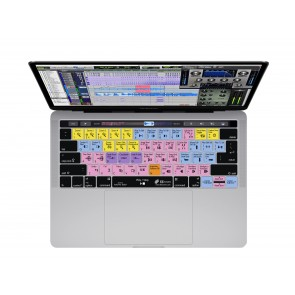 KB Covers Pro Tools Keyboard Cover for MacBook Pro (Late 2016+) w/ Touch Bar