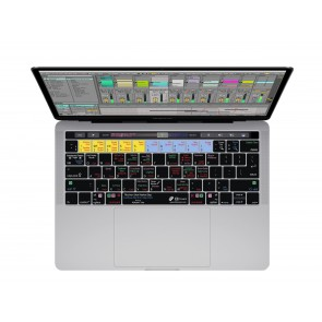 KB Covers Ableton Live Keyboard Cover for MacBook Pro (Late 2016+) w/ Touch Bar