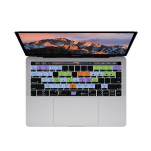 KB Covers macOS Keyboard Cover for MacBook Pro (Late 2016+) w/ Touch Bar