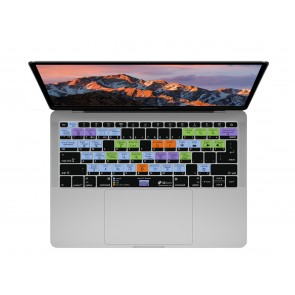 "KB Covers macOS  Keyboard Cover for MacBook 12"" Retina & MacBook Pro 13"" (Late 2016+) No Touch Bar"