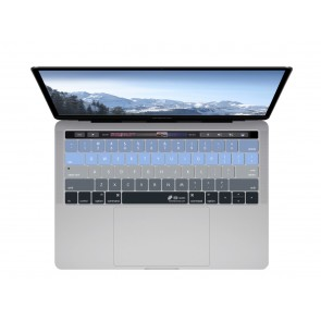 KB Covers Aspen Keyboard Cover for MacBook Pro (Late 2016+) w/ Touch Bar
