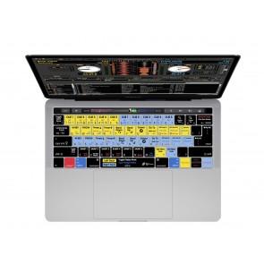 "KB Covers Serato DJ Keyboard Cover for MacBook Pro w/Magic Keyboard - 13"" (2020+) & 16"" (2019+)"
