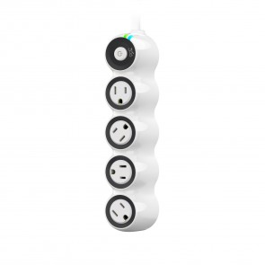 360 Electrical PowerCurve 4-Rotating Outlets Surge Strip 4 ft cord