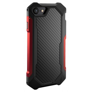 Element Case iPhone 8 & iPhone 7 Sector red