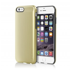 Incipio feather SHINE for iPhone 6/6s Plus -Champagne