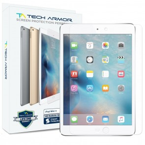Tech Armor ELITE Ballistic Glass Screen protector for iPad Mini 4 (2015)