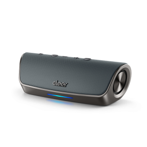 Cleer Audio STAGE Bluetooth Portable Speaker Grey