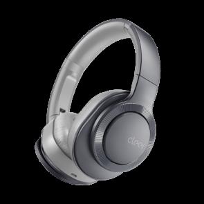 Cleer Audio FLOW II Wireless Hybrid Noise Cancelation Headphone with Google Assistant Gunmetal