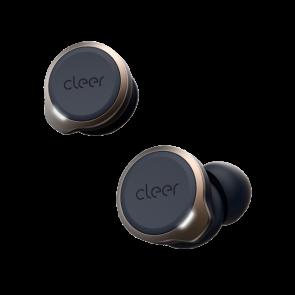 Cleer Audio ALLY Plus True Wireless Noise Canceling Headphone Navy