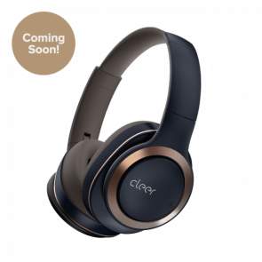 Cleer Audio ENDURO ANC Wireless Noise Cancelation Headphone Light Grey