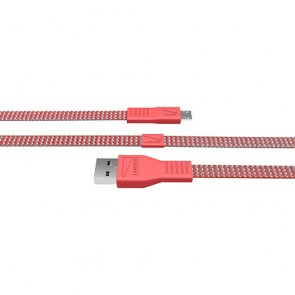 Lander Neve USB to Micro Cable 1 m Red
