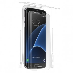 BodyGuardz UltraTough Clear Skins Clear Full Body Samsung Galaxy S7 Edge