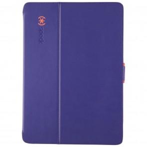 Speck iPad Air and iPad Air 2 StyleFolio Ultraviolet Purple / Warning Orange