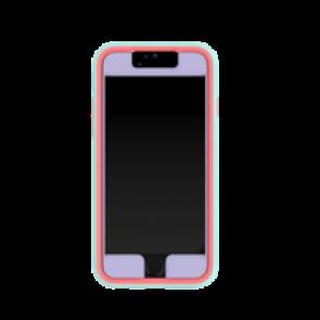Speck iPhone 6/6s MightyShell + Faceplate Heather Purple/Warning Orange/Aloe Green