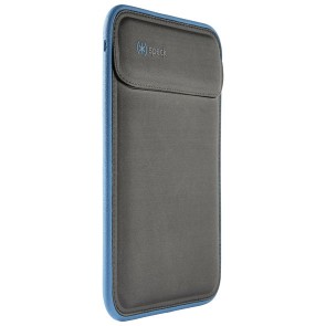 "Speck MACBOOK PRO RETINA 13"" FLAPTOP SLEEVE GRAPHITE GREY/ELECTRIC BLUE/GRAPHITE GREY"