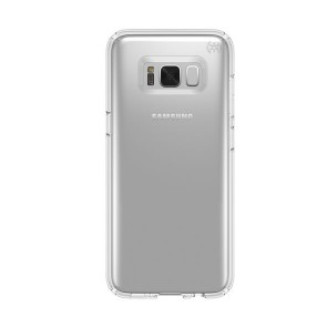Speck Samsung Galaxy S8 Presidio Clear - Clear/Clear