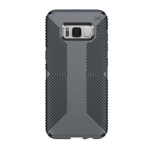 Speck Samsung Galaxy S8+ Presidio Grip Graphite Grey/Charcoal Grey