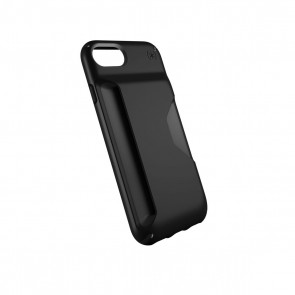 Speck iPhone 8/7/6/6S Presidio Wallet - Black/Black