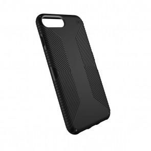 Speck iPhone 8 Plus/7 Plus/6 Plus/6S Plus Presidio Grip - Black/Black