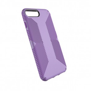 Speck iPhone 8 Plus/7 Plus/6 Plus/6S Plus Presidio Grip - Aster Purple/Heliotrope Purple