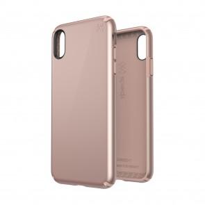 Speck iPhone Xs Max PRESIDIO METALLIC ROSE GOLD METALLIC/DAHLIA PEACH