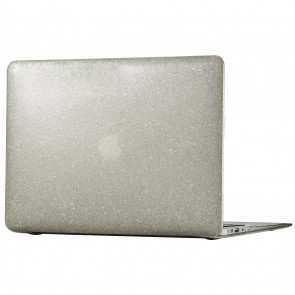 """Speck Macbook Air 13"""" Smartshell - Clear With Gold Glitter"""