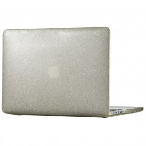 "Speck Macbook Pro Retina 13"" Smartshell - Clear With Gold Glitter"