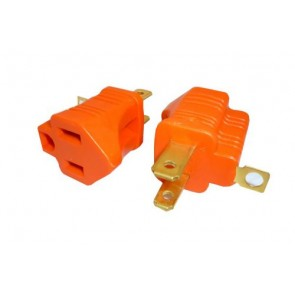 3 Prong to 2 Prong Grounding Converter