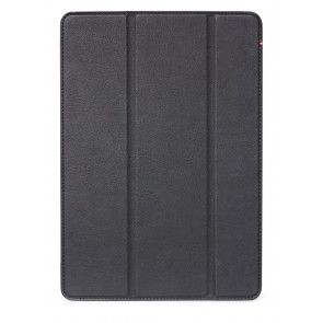 Decoded Leather Slim Cover for iPad 10.2 inch Black