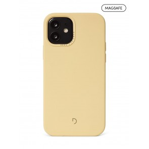 Decoded Silicone Backcover with MagSafe for iPhone 12/12Pro Tuscan Sun