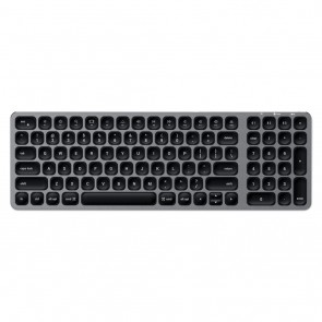 SATECHI Compact Backlit Bluetooth Keyboard for Mac