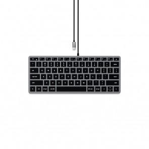 SATECHI Satechi Slim W1 USB-C Wired Backlit Keyboard