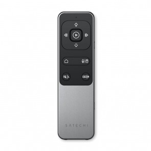 SATECHI R2 Bluetooth Multimedia Remote Control Space Gray