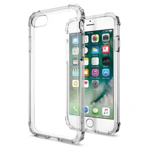 Spigen  iPhone 8/7 Case Crystal Shell Clear Crystal