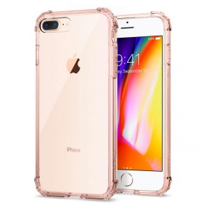 Spigen  iPhone 8/7 Plus Case Crystal Shell Rose Crystal