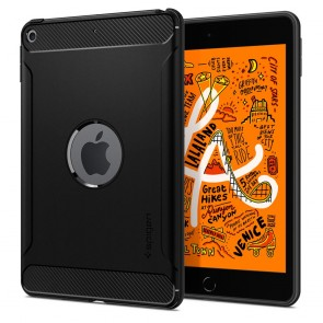 Spigen iPad mini 5 Rugged Armor Black