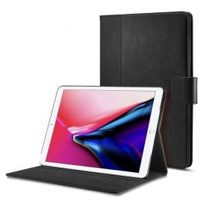"Spigen iPad 9.7"" Stand Folio Black"