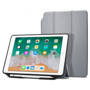 "Spigen iPad 9.7"" Smart Fold 2 Space Gray"