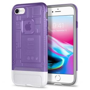 Spigen  iPhone 8/7 Case Classic C1 Grape