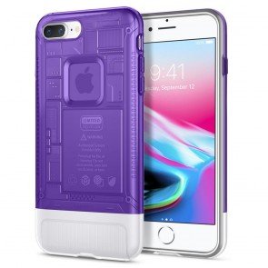 Spigen  iPhone 8/7 Plus Case Classic C1 Grape