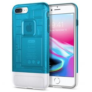 Spigen  iPhone 8/7 Plus Case Classic C1 Blueberry